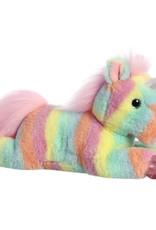 "Aurora 12"" Rainbow Unicorn Pastel"