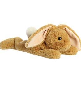 "Aurora 12.5"" Schoosie Bunny Tan"