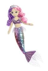 """Aurora 18"""" Sea Iris Mermaid"""
