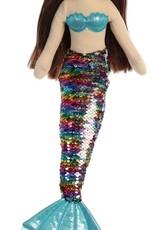 "Aurora 18"" Sequin Sparkles Miya Mermaid"