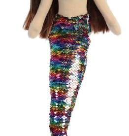 "Aurora 18"" Sequin Sparkles Miya Mermaid"