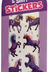 Peaceable Kingdom Grape Ponies Scratch & Sniff Stickers