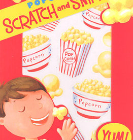 Peaceable Kingdom Popcorn Scratch & Sniff Stickers