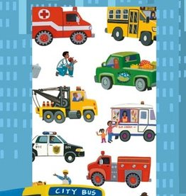 Peaceable Kingdom City Car & Truck Stickers