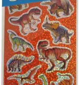 Peaceable Kingdom Dinosaurs Spiders Stickers