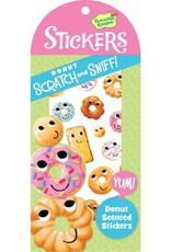 Peaceable Kingdom Donut Scratch & Sniff Stickers