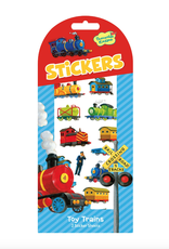 Peaceable Kingdom Toy Train Stickers