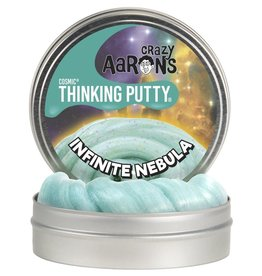 "Crazy Aaron's Putty World Infinite Nebula 4"" Putty Tin"