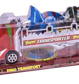 Wild Republic Transport T-Rex w/ 2pc Dino