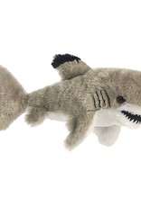 "Aurora 8"" Black Tipped Shark Mini Flopsie"
