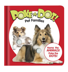 Melissa & Doug Poke-A-Dot: Pet Families