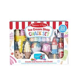 Melissa & Doug Ice Cream Shop Chalk Set