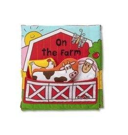 Melissa & Doug On the Farm Soft Book
