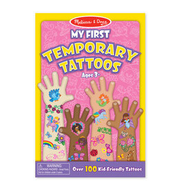 Melissa & Doug My First Temporary Tattoos -  Pink