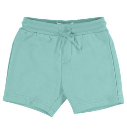 Mayoral Basic Fleece Shorts Aqua