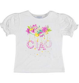 Mayoral SS Ciao T-Shirt Camellia