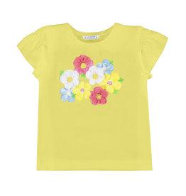 Mayoral SS T-Shirt Yellow