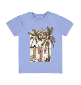 Mayoral SS T-Shirt Weekend Vibe Lavender