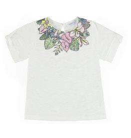 Mayoral Girl SS T-Shirt Natural