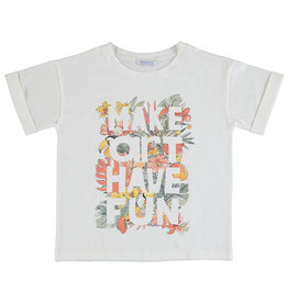 Mayoral SS T-Shirt Natural