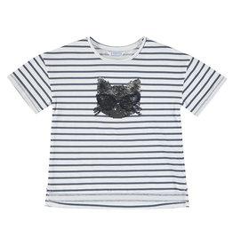 Mayoral SS Printed T-Shirt Dark