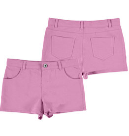 Mayoral Fleece Shorts Camellia