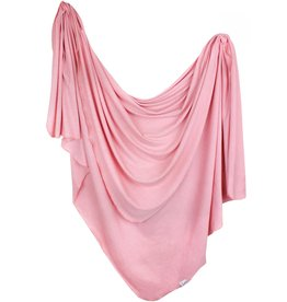 Copper Pearl Darling Knit Blanket Single