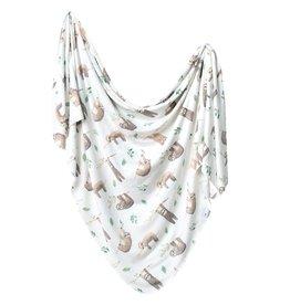 Copper Pearl Noah Knit Blanket Single