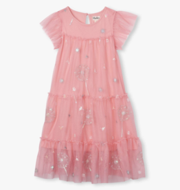 Hatley Pink Dreams Flutter Tulle Dress Pink