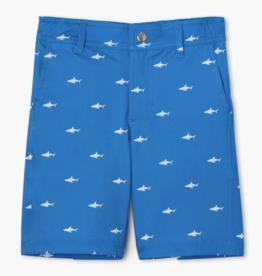Hatley Shark Parol Quick Dry Shorts Daphne