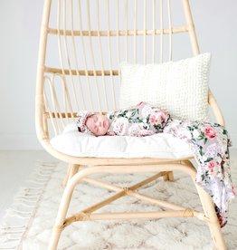 Posh Peanut Cassie Infant Swaddle & Headwrap Set