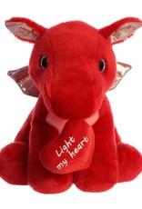 "Aurora 9"" Light My Heart Red Dragon"