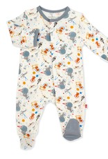 Magnificent Baby Astro Pups Modal Magnetic Footie