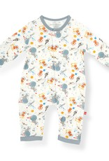 Magnificent Baby Astro Pups Modal Magnetic Coverall
