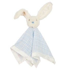 Magnificent Baby Greenwich Plaid Bunny Modal Lovey