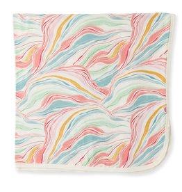 Magnificent Baby Twirls & Swirls Modal Blanket
