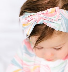Magnificent Baby Twirls & Swirls Modal Headband