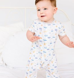 Magnificent Baby Monterey Bay Magnetic Romper