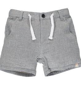 Me & Henry Crew Gauze Shorts Grey