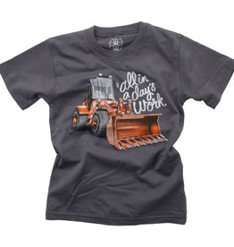 Wes And Willy Front Loader SS Tee Castlerock