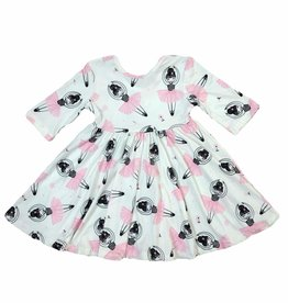 Mila & Rose Ballerina Twirl Dress