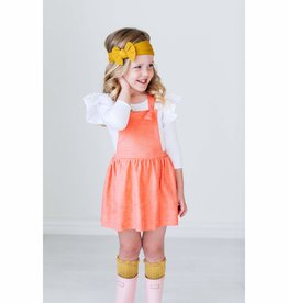 Mila & Rose Coral Pinafore