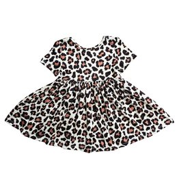 Mila & Rose Wild One SS Twirl Dress