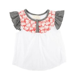 Miki Miette Retro Love Gretel Top