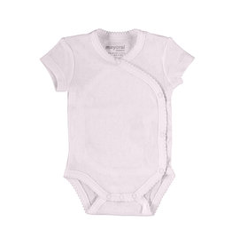 Mayoral SS Basic Bodysuit Baby Rose