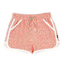 Feather 4 Arrow Coral Crush Daisy Short