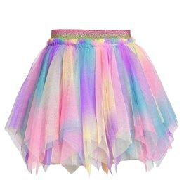 Hannah Banana/Baby Sara Rainbow Mesh Hanky Tutu Skirt