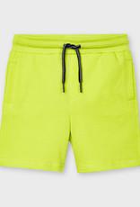 Mayoral Basic Fleece Shorts Green