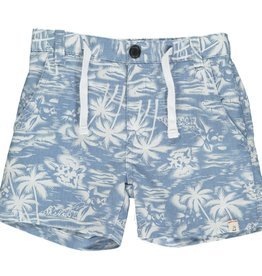 Me & Henry Crew Shorts Chambray Surfer