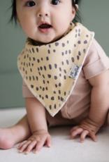 Copper Pearl Aussie Baby Bandana Bib Set 4pk